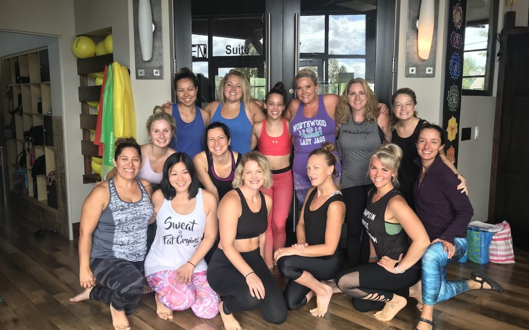 **COMPLETED** Global Soul Yoga 200-hour Teacher Training, Sept-Oct 2019, Maple Valley WA