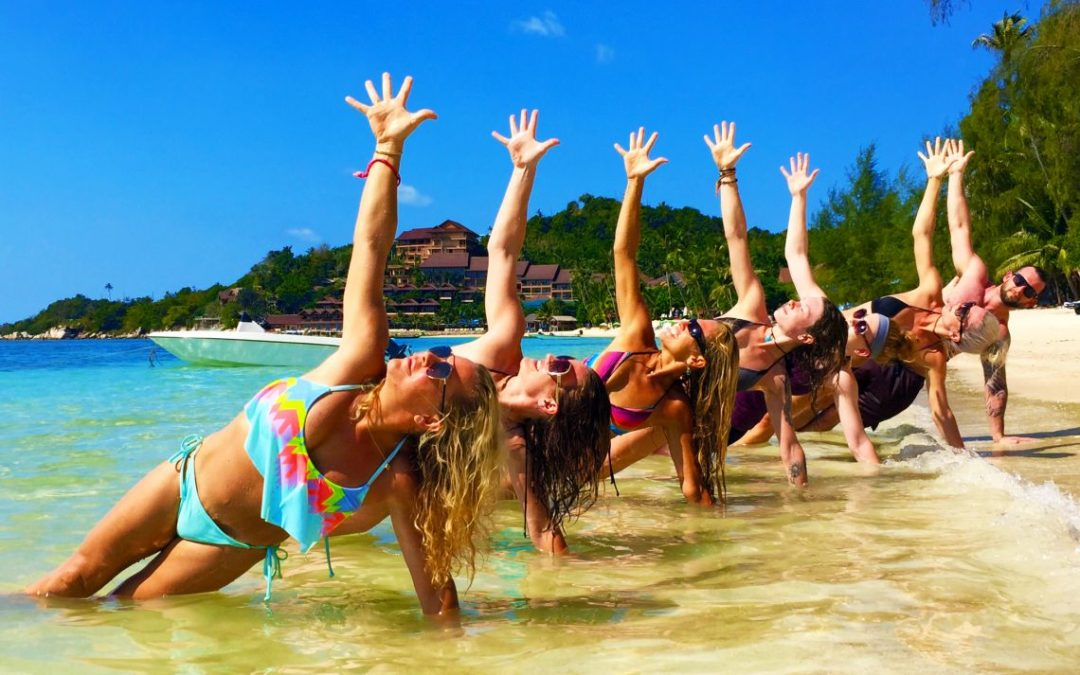 **COMPLETED** 200-Hour Teacher Training Koh Phangan, Thailand April 2019
