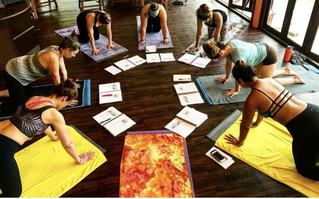 **COMPLETED** Teacher Training September-October 2018 at Get Hot Yoga, Maple Valley, WA