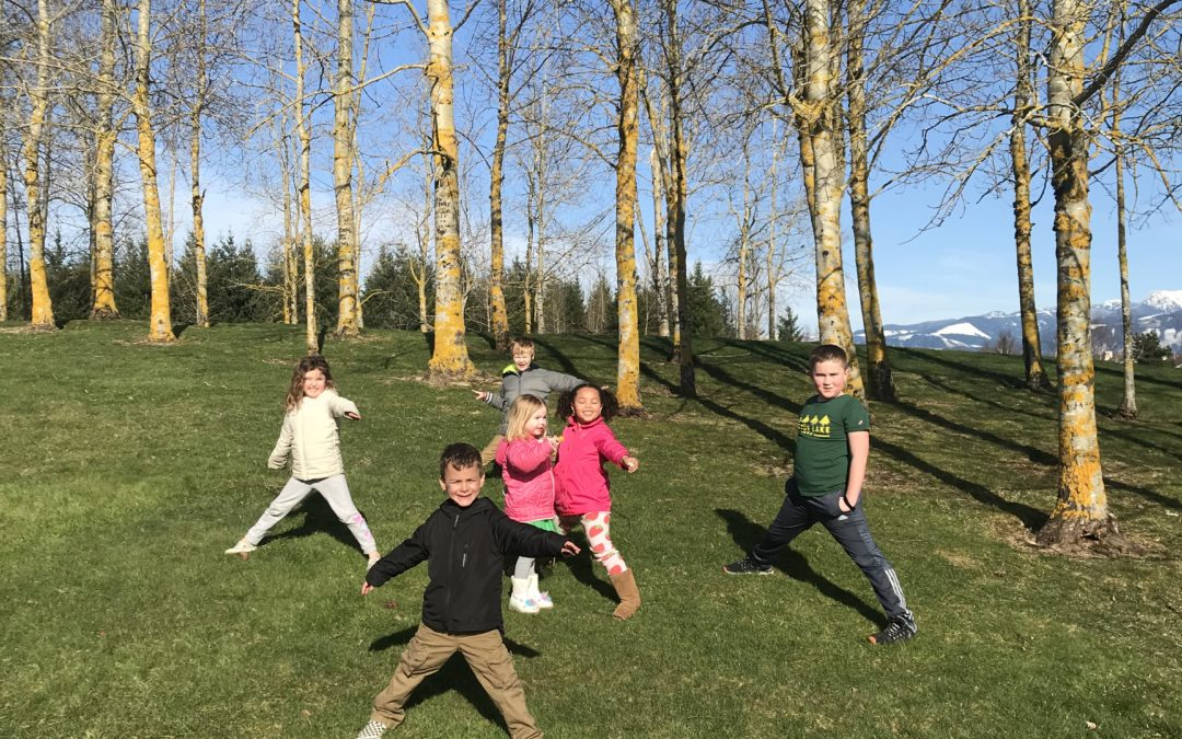 Summer Kids Happy Yoga Camp Session 2, Boys and Girls Ages 4-11, August 17 – 21, 2020, Snoqualmie, WA