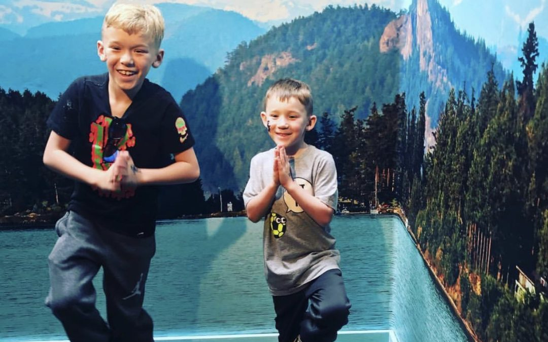 Boys Only Camp, Boys Ages 7-12, July 20 – 24, 2020, Snoqualmie, WA