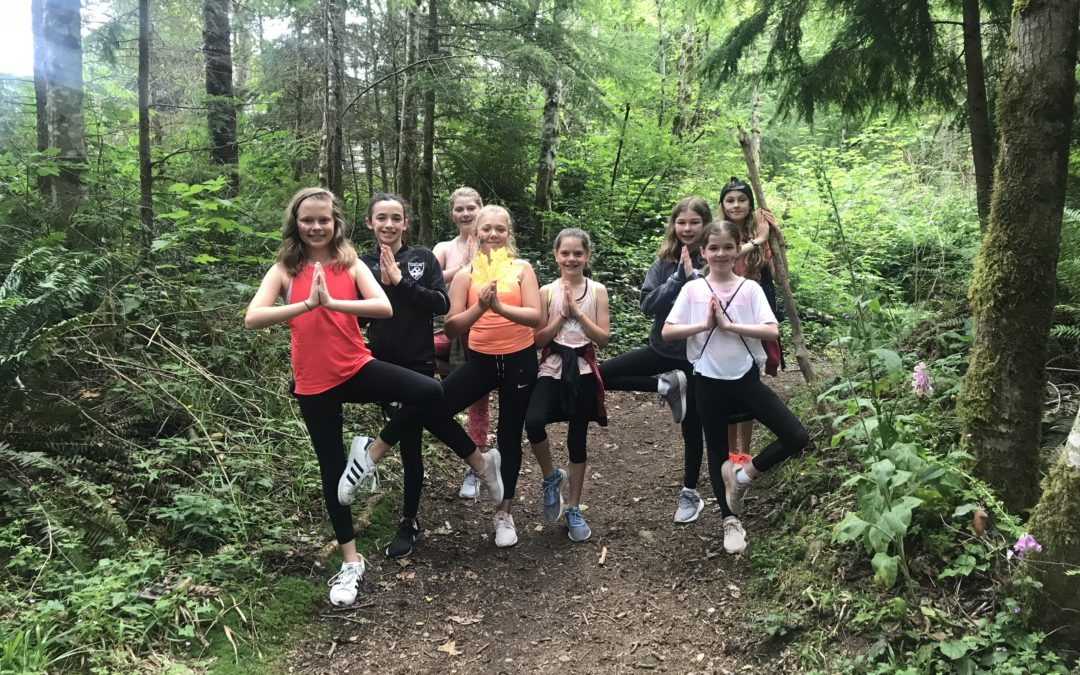 Crowns Camp Session 2, Girls Ages 7-12, August 10 – 14, 2020, Snoqualmie, WA