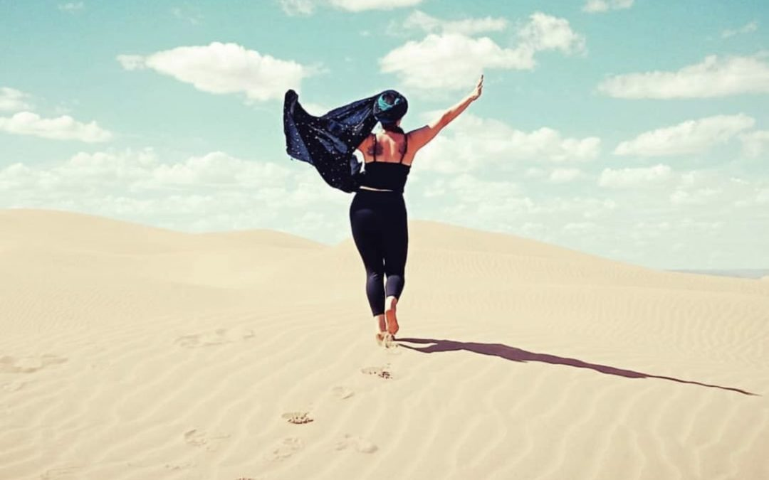 CARAVAN INTO THE BEYOND: MOROCCO YOGA RETREAT MAY 2020